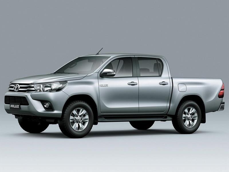 foto Oferta Toyota Hilux 2.4 4x4 DX TDi DC nuevo precio $1.616.000