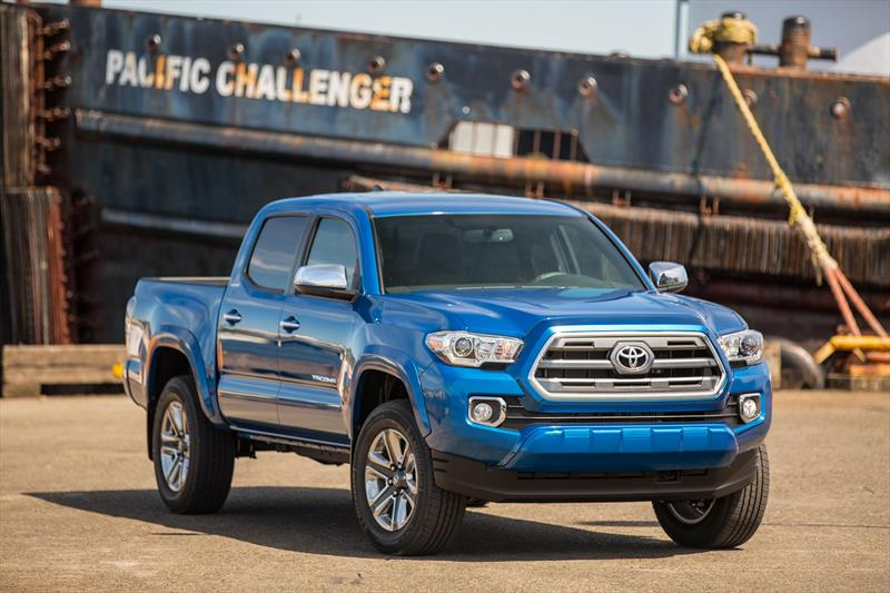 and o b between pro image trd the toyota blog tacoma differences