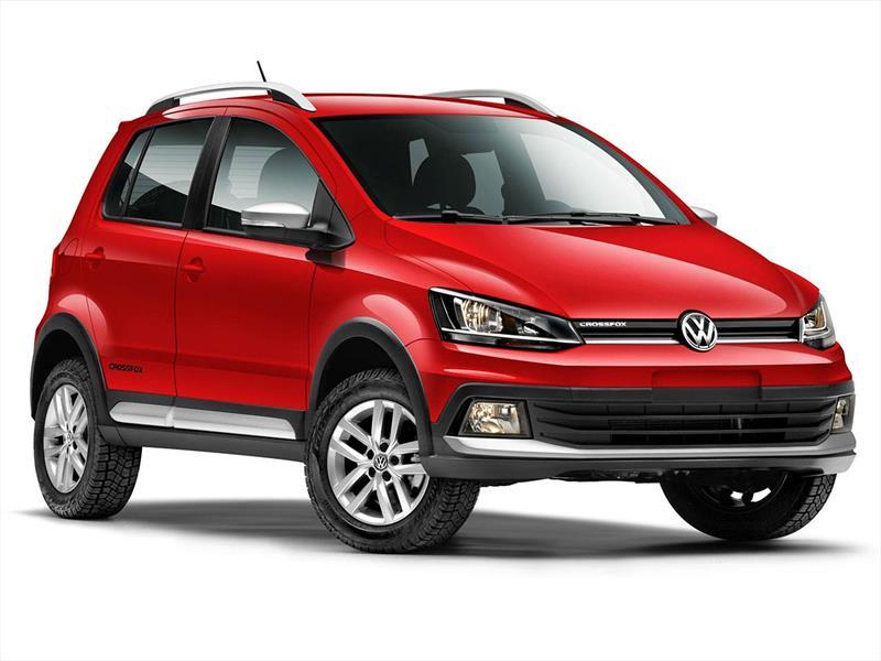 Foto Volkswagen Crossfox 1.6L Highline  nuevo color A eleccion precio u$s13,990