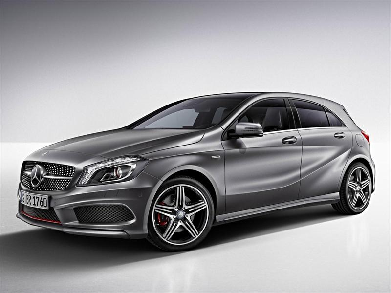 Mercedes benz clase a 200 style 2013 for Mercedes benz styles