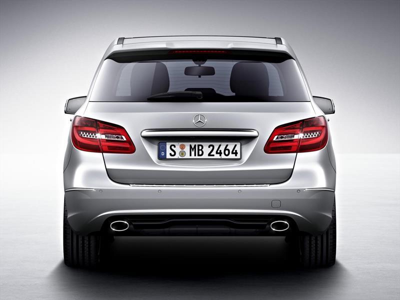 Autos nuevos mercedes benz precios clase b for Carros mercedes benz precios