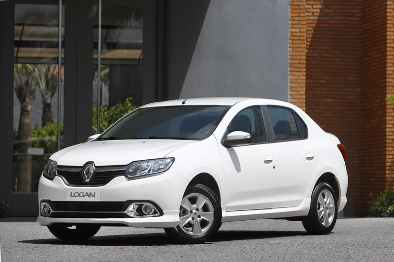 Renault Logan Zen (2018