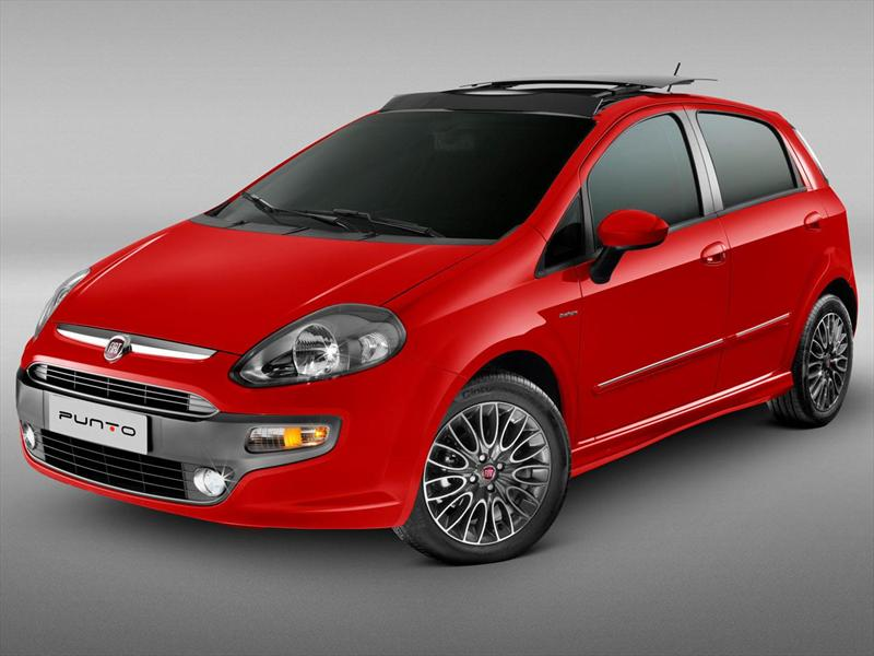 fiat punto 5p 1 6 sporting 2014. Black Bedroom Furniture Sets. Home Design Ideas
