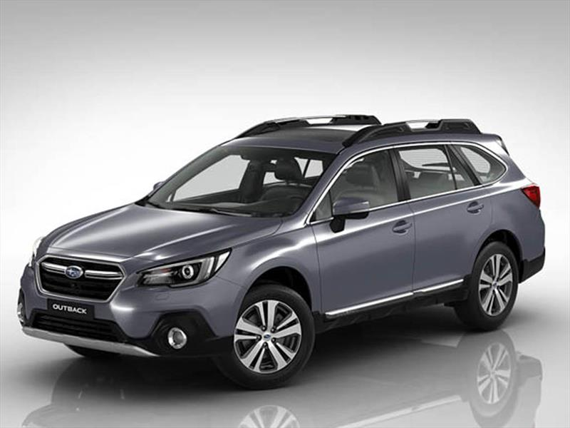 foto Subaru Outback