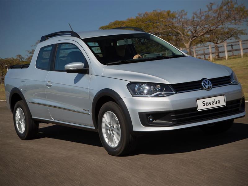 foto Volkswagen Saveiro financiado en cuotas ( 1.6 Cabina Doble Power ) Anticipo $87.000 Cuotas desde $3.500