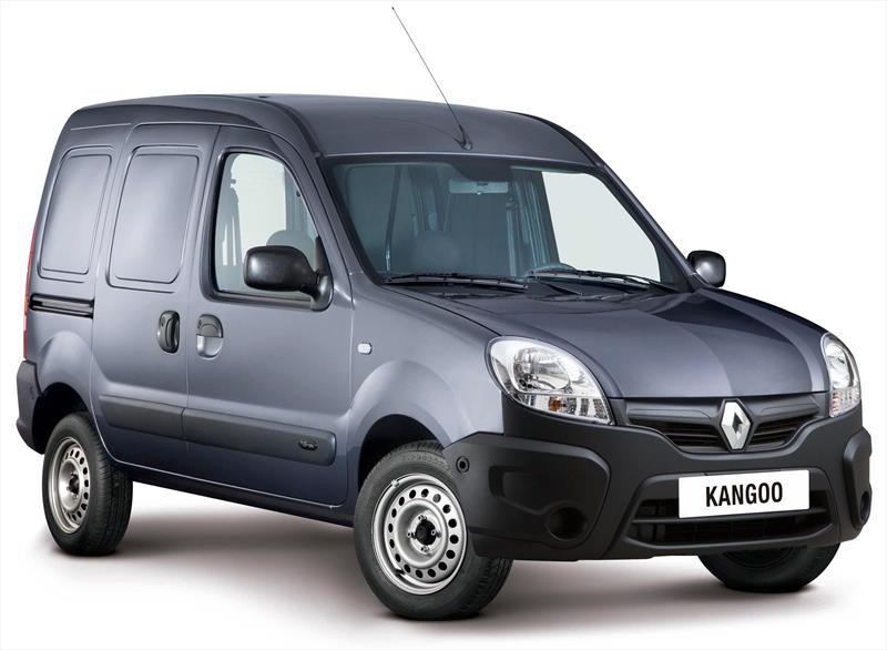 foto Renault Kangoo financiado en cuotas ( 2 Express 1.6 Confort ) Anticipo $25.700
