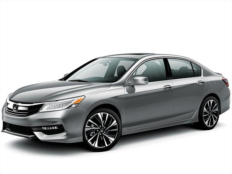 foto Honda Accord financiado en cuotas ( 3.5 EXL V6 ) Anticipo $299.700 Cuotas desde $21.000