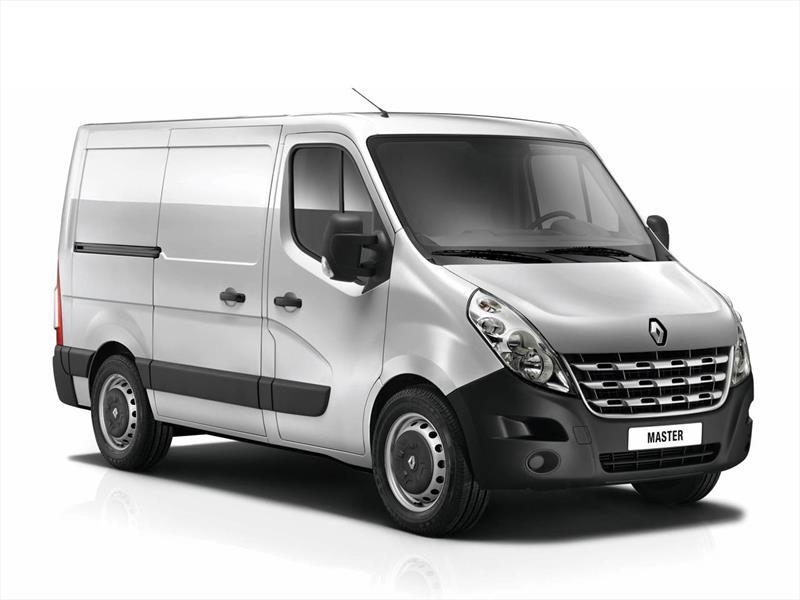 Foto Renault Master Furgon L1H1 nuevo color A eleccion precio $3.629.200