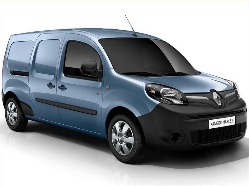 Foto Renault Kangoo Z.E. 2 Asientos nuevo color A eleccion precio $3.862.900