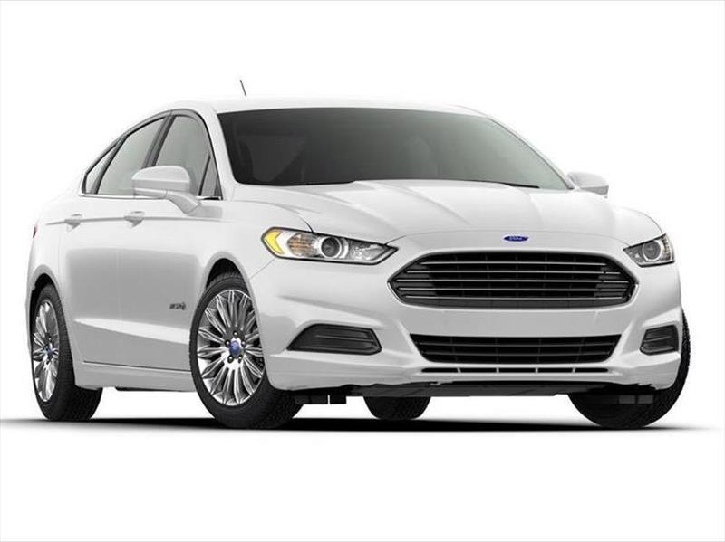 foto Ford Fusion