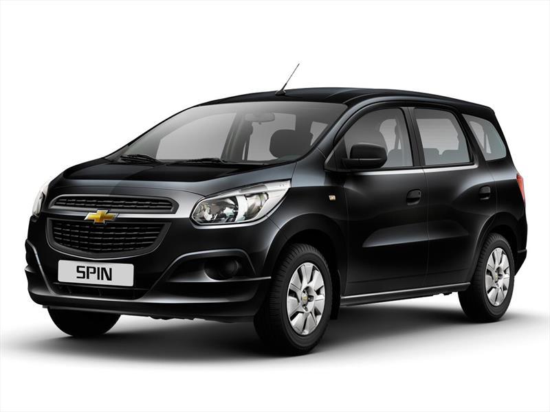 Chevrolet Spin Informacin 2018
