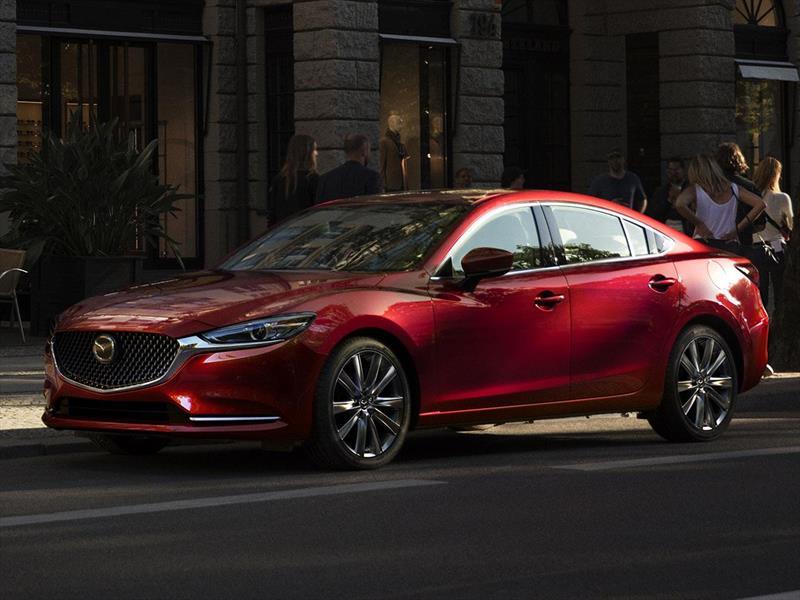 foto Mazda 6