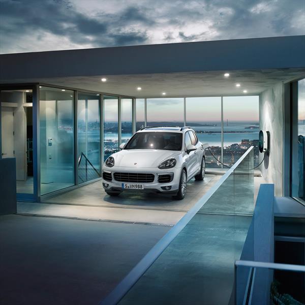 foto Porsche Cayenne S E Hybrid Paltinum Edition