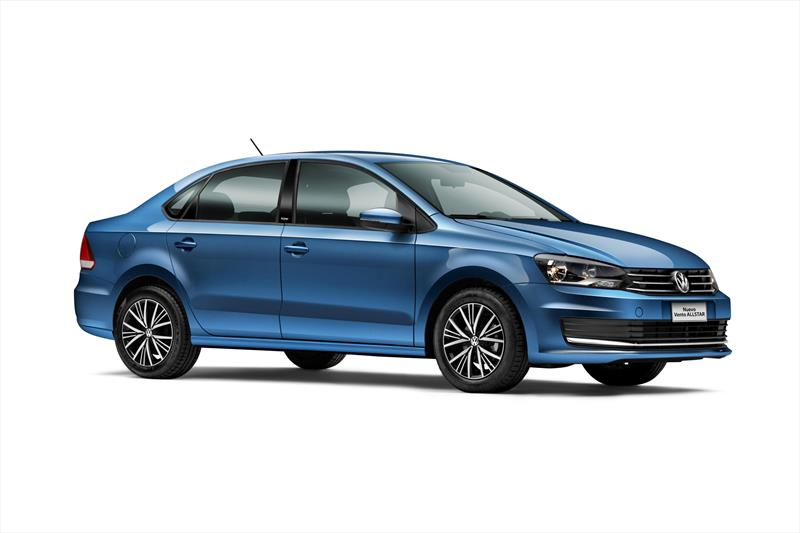 Volkswagen Vento Allstar 2017