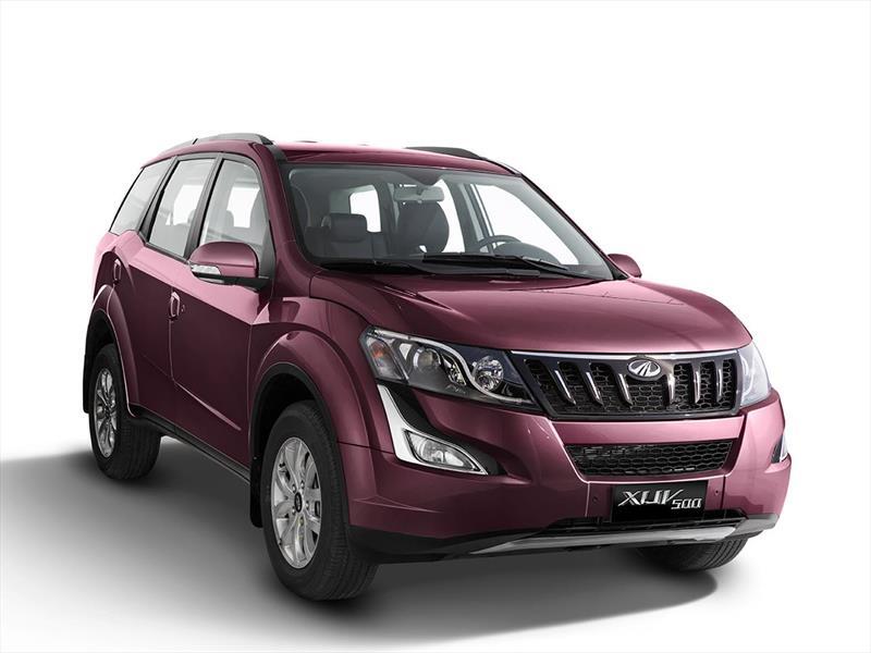 foto Mahindra XUV 500 2.2L G 4x2 Aut