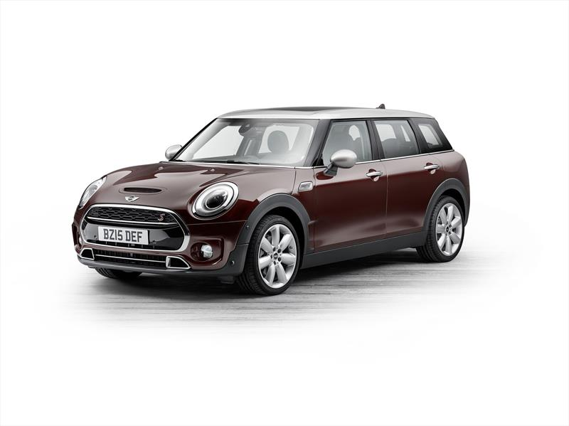 Mini Cooper Clubman S Hot Chili Aut 2019