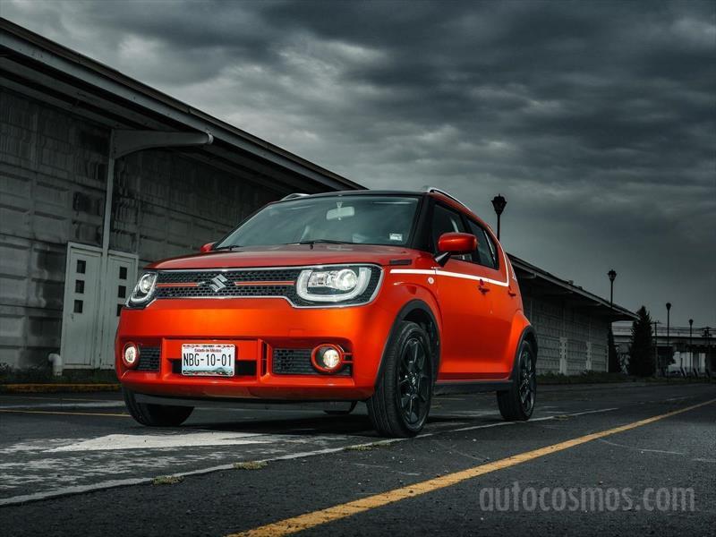 foto Suzuki Ignis GL nuevo