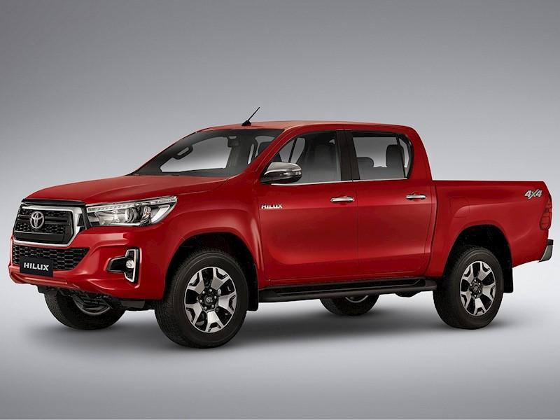 foto Toyota Hilux financiado en cuotas ( 2.8 4x4 SRX TDi DC Aut ) Anticipo $350.000 Cuotas desde $48.000