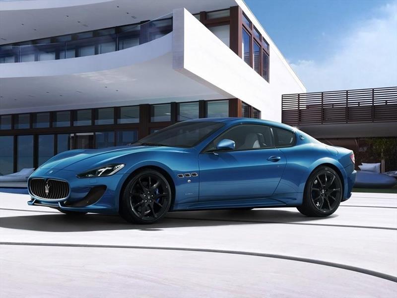 foto Maserati GranTurismo Sport Aut