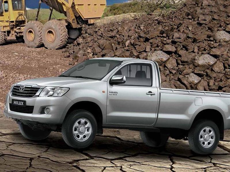 foto Toyota Hilux 2.7L 4x2 CS