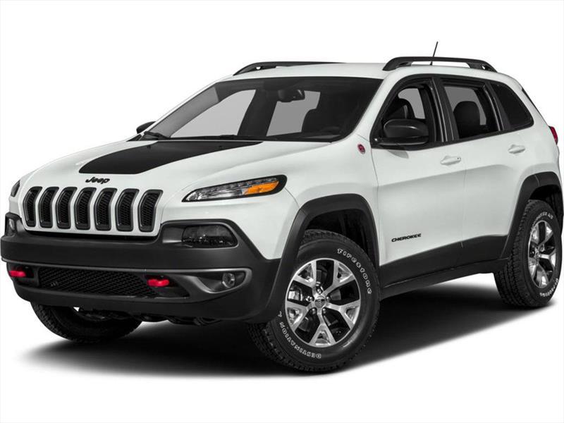 foto Jeep Cherokee Trailhawk 3.2 Aut nuevo