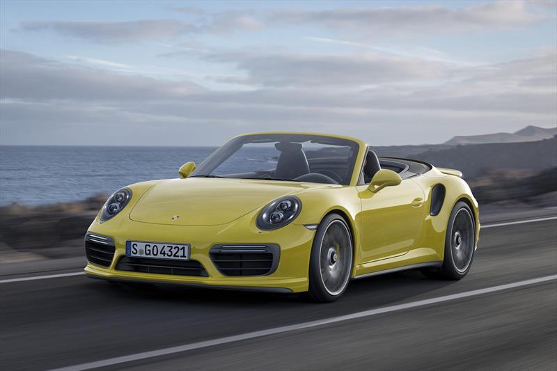 Foto Porsche 911 Turbo Cabriolet S PDK nuevo color A eleccion precio $3,305,000
