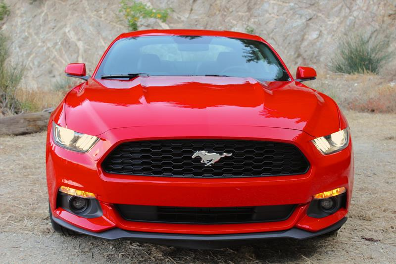 Ford Mustang GT 5.0L V8 (2017)