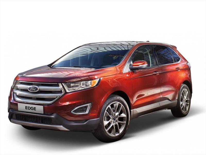Foto Ford Edge 2.0L SEL Ecoboost  nuevo color A eleccion precio u$s41,490