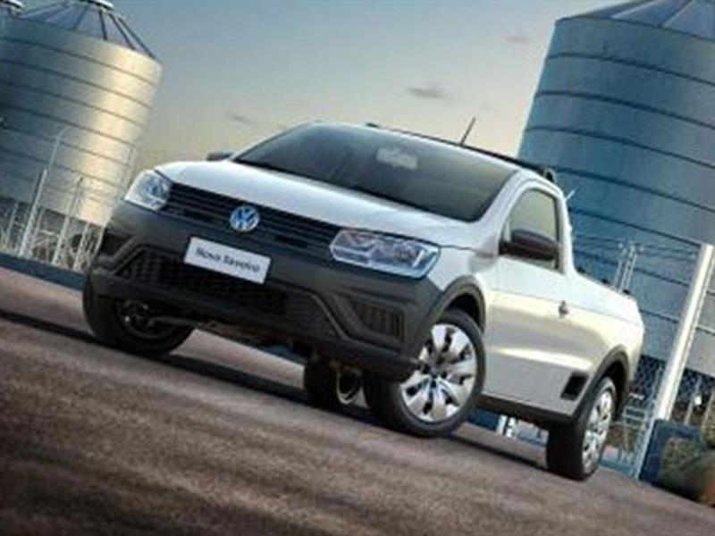 foto Volkswagen Saveiro Robust (Cabina Sencilla) nuevo color A elección precio $216,500