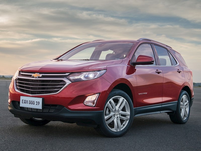 foto Chevrolet Equinox financiado en cuotas ( FWD ) Anticipo $342.570