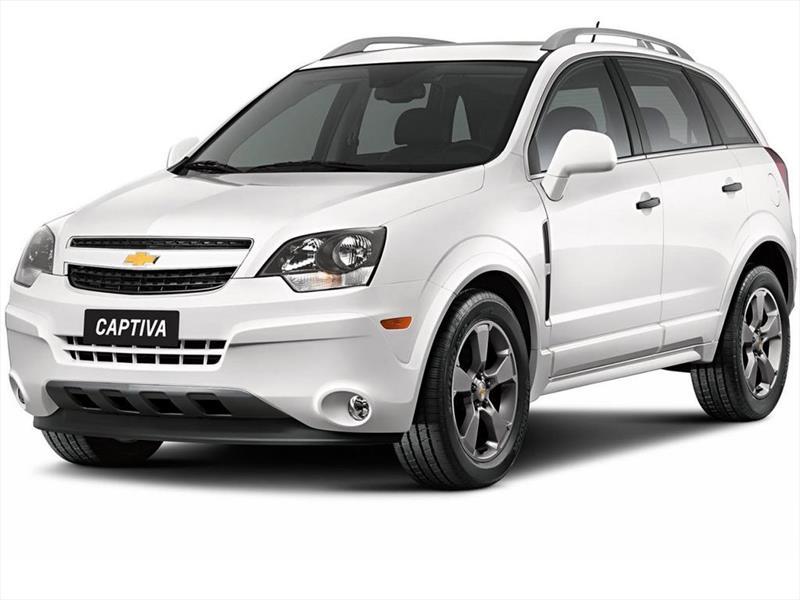foto Chevrolet Captiva Sport 3.0L Aut 4x4
