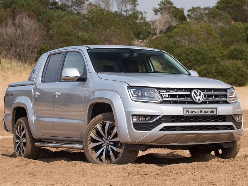 volkswagen amarok dc 4x4 v6 aut extreme 2018. Black Bedroom Furniture Sets. Home Design Ideas