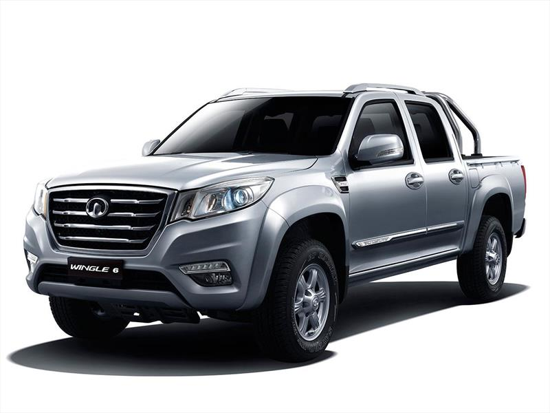 Foto Great Wall Wingle 6 Dignity Cabina Doble nuevo financiado en cuotas(anticipo u$s7.438)