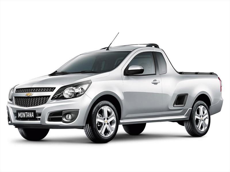 foto Oferta Chevrolet Montana LS Base nuevo precio $590.000