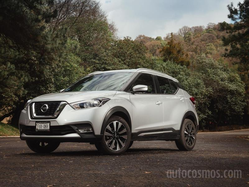 foto Nissan Kicks Advance Aut