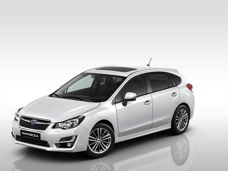 Foto Subaru Impreza Sport 1.6i AWD Aut nuevo color A eleccion precio u$s19,990