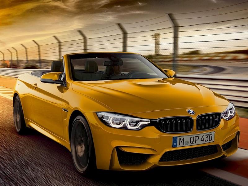 foto BMW Serie M M4 Convertible Edición 30 Años Aut