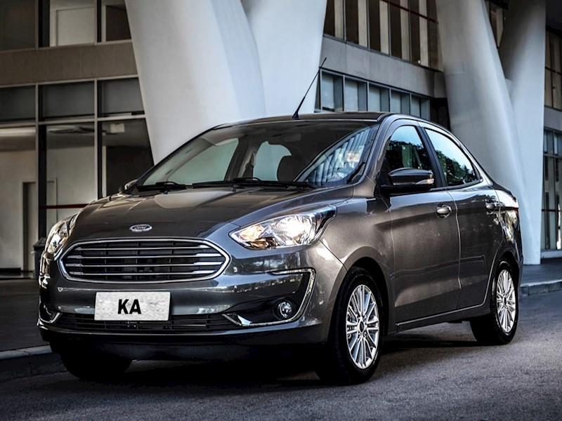 foto Ford Ka + SEL nuevo