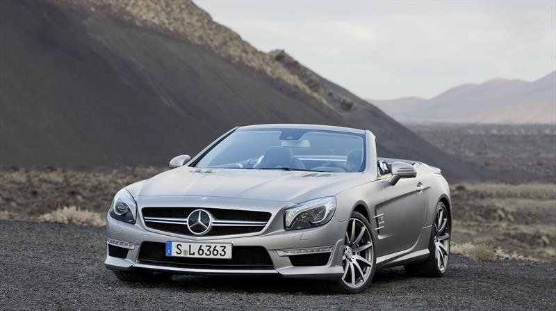 foto Mercedes Benz Clase SL SL 65 AMG V12 Biturbo nuevo