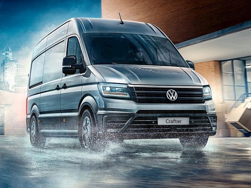 Foto Volkswagen Crafter Cargo Van 3.5 Ton MWB  nuevo color A eleccion precio $700,000