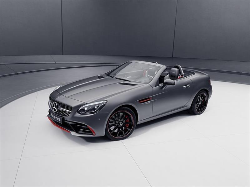 foto Mercedes Benz Clase SLC