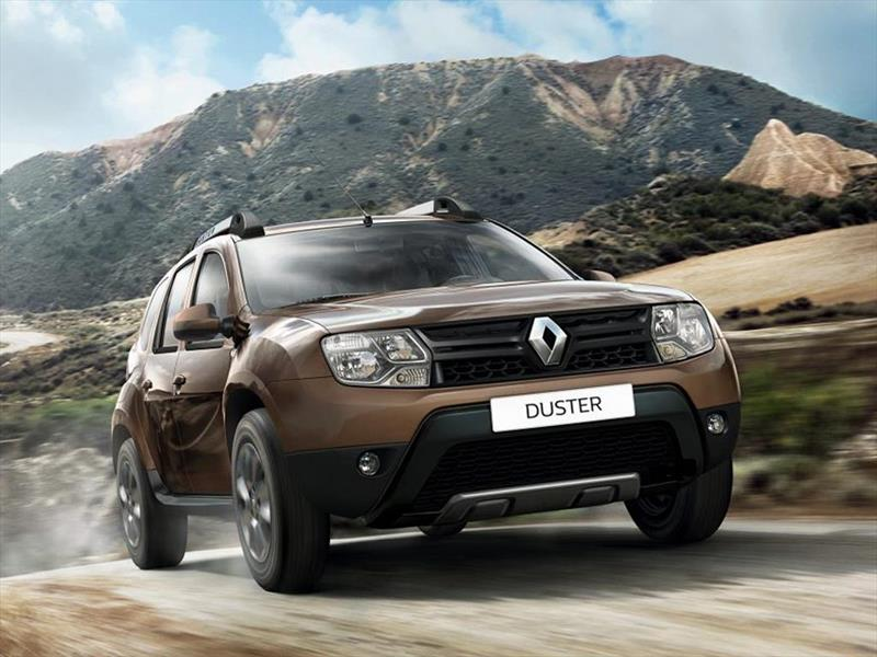 renault duster 2 0l dynamique 4x4 2017. Black Bedroom Furniture Sets. Home Design Ideas