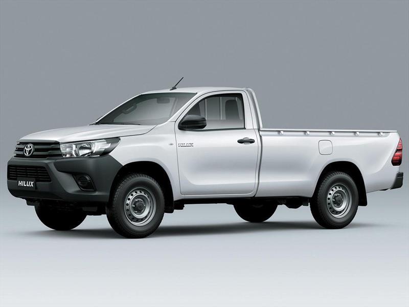 foto Oferta Toyota Hilux 2.4 4x2 DX TDi SC nuevo precio $767.000