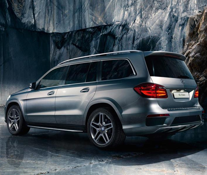 Mercedes benz clase gl 500 2015 for Mercedes benz colombia