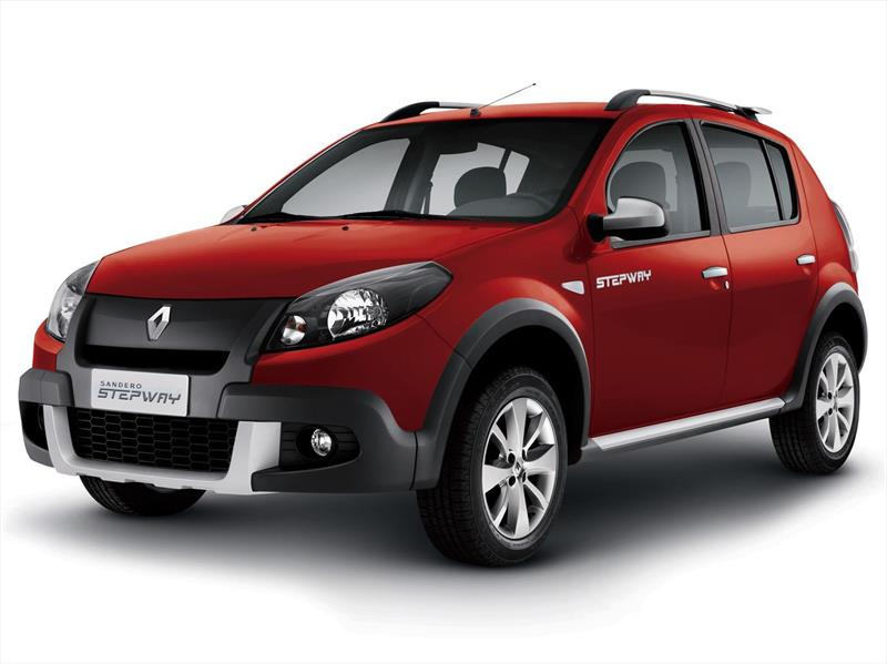 Renault Sandero Stepway 1.6L Tweed