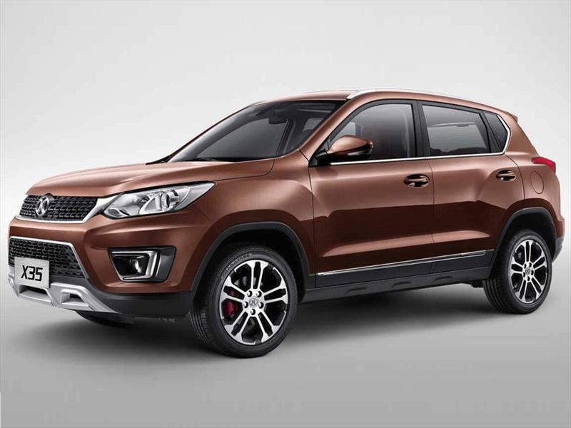 foto BAIC X35 1.5 Luxury