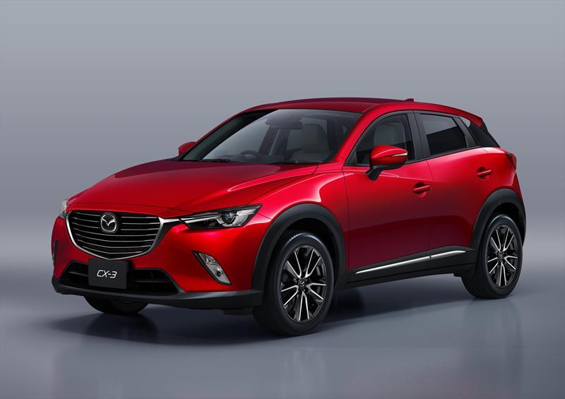 foto Mazda CX-3