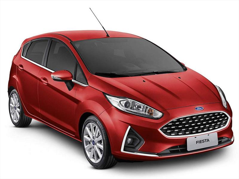 foto Ford Fiesta Kinetic SE Plus Aut