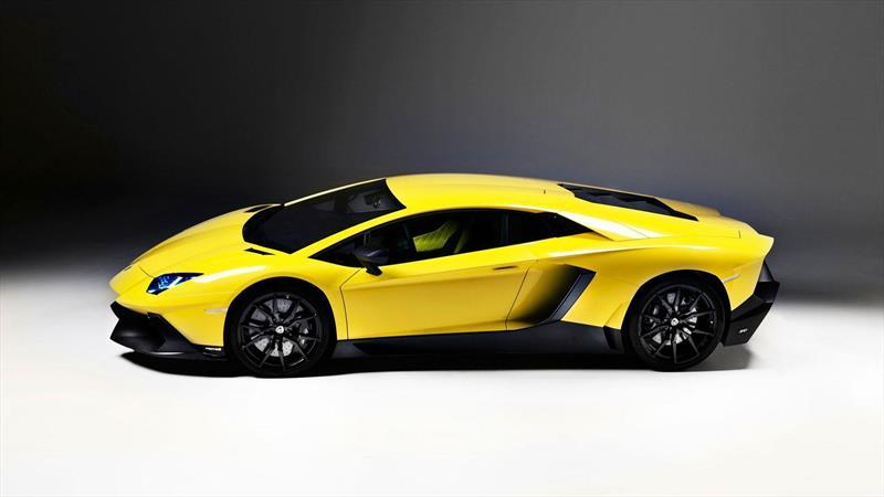 foto Lamborghini Aventador LP 720-4 50 Anniversario