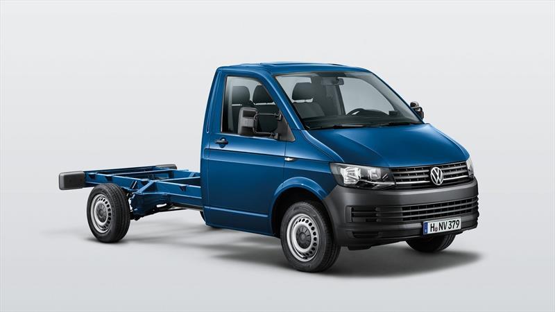 foto Volkswagen Transporter Chasis Cabina Interior Eléctrico nuevo color A elección precio $400,070